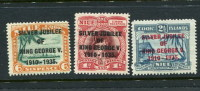 Niue Scott #67-9 Mint Hinged - Niue