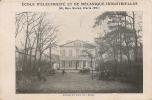 Cpa Paris15 Ecole D´électricité 50 Rue Violet - Arrondissement: 15