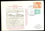 EAST GERMANY / DDR * FDC 50 YEARS INTERNATIONAL POLAR YEAR * METEOROLOGY * ARCTIC EXPEDITION 1983 - DDR
