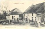 21- Carte Postale  CHAZILLY La Ferme RARE - France