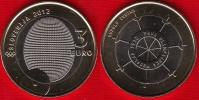 "Slovenia 3 Euro 2012 ""First Olympic Medal"" BiMetallic UNC - Slovénie"