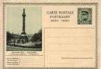 1830  1930    55c - Belgien