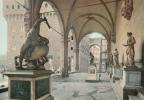 FIRENZE - LOGGIA DELL'ORCAGNA -  NON SCRITTA - Firenze