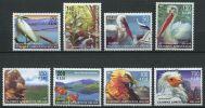 GRECE 2001 - Oiseaux - Cigogne, Pelican, Vautour ... - Neuf Sans Charniere (Yvert 2058/65) - Unused Stamps