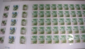 China 1996-7 Iron Trees Stamps Sheets Cycad Flora Flower Tree - 1949 - ... People's Republic