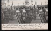 75 - PARIS - CHARBONNIERS DEBARQUANT - CARTE STEREOSCOPIQUE A DOS SIMPLE - Artigianato Di Parigi