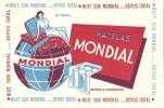 MATELAS MONDIAL  NUITS SUR MONDIAL REPOS IDEAL - Buvards, Protège-cahiers Illustrés