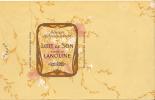 Papier emballage Savon parfum�/Lanoline/Lait de son/vers 1930    PARF23