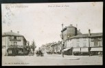 TASSIN-LA-DEMI-LUNE PLACE ET ROUTE DE PARIS 69 RHONE 1900 - Non Classificati