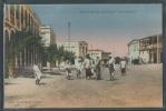 - CPA DJIBOUTI - Souvenir De Djibouti - Rue Gambetta - Gibuti