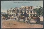 - CPA DJIBOUTI - Souvenir De Djibouti - Chameliers Indigènes - Gibuti