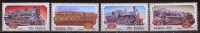 South Africa 1983 Steam Locomotives, Trains MNH** - Lot. 821 - Sud Africa (1961-...)
