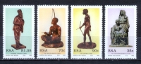 South Africa 1992 Sculptures By Anton Van Wouw MNH** - Lot.  844 - Nuovi