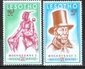 Lesotho 1970 Cent. Of The Death Of Moshoeshoe I MNH** - Lot. 868 - Lesotho (1966-...)