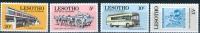 Lesotho 1972 Centenary Of Mail Service MNH** - Lot. 873 - Lesotho (1966-...)