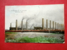 - Indiana >   W Whiting  Standard Oil Co Plant  1909 Cancel= = ===  ====  ===  Ref 595 - United States