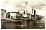 EXPOSITION   INTERNATIONALE  PARIS  1937.  LES  PAVILLONS DE LA SUEDE DE LA TCHECOSLOVAQUIE ET DES    Old Pc - Exhibitions