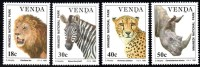 Venda - 1990 Nwanedi National Park Set MNH** - Venda