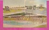 CLAXTON  -  * MIAMI MOTEL &  RESTAURANT *  -  Editeur :R.E. DREW - DUBLIN  N*31967 C - Etats-Unis