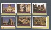 ONU GENEVE -EGYPTE ANTIQUE-N°531 à 536 * * - Office De Genève