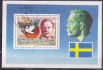 Theodore Roosevelt- Nobelprijs Voor De Vrede 1906- Blok - Niger (1960-...)