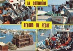 île D'Oléron  La Cotinière Retour De Pêche - écrite  TTB - Ile D'Oléron