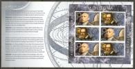 Moldova 2009 EUROPA CEPT Asrtronomy Galilei Booklet IMPERF. SHEET  MNH** - Astronomy