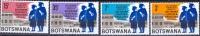 Botswana 1967 University MNH** - Lot. 878 - Botswana (1966-...)