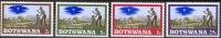 Botswana 1968 Christmas MNH** - Lot. 879 - Botswana (1966-...)
