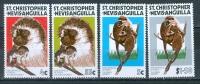 St. Christopher Nevis Anguilla 1978 Green Monkey MNH** - Lot. 893 - St.Kitts E Nevis ( 1983-...)