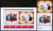 Bermuda 1997 50th Wedding Ann. MNH** - Lot. 898 - Bermuda