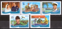 Cook Islands 1971 Visit Of Prince Philip MNH** - Lot. 924 - Cook