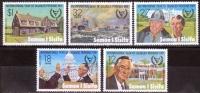 Samoa 1981 Roosvelt MNH** - Lot. 947 - Samoa