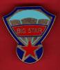 22954-pin's Big Star.parachute.aviation.signé Alcara - Luftfahrt