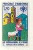 Andorra Fr. - Mi. N. 300 - Nuovo - Anno Del Bambino - Andorra Francese