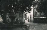 FLAYOSC - Place Et Rue Des Ecoles (1955) - France