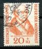 Deutschland - BRD - Mi.Nr.      224     -     Gestempelt - Gebraucht