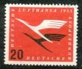 Deutschland - BRD - Mi.Nr.      208  -     Gestempelt - Gebraucht