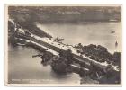 Germany Hamburg Lombardsbrucke Alsterdamm Real Photo RP Ca 1930 - Germany