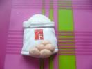 MAGNET En Relief FESTIVAL DES PAINS : Sac De Farine Et Ouefs - Magnets
