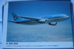 KOREAN AIR   A 300 600     AIRLINE ISSUE - 1946-....: Ere Moderne