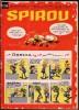 "SPIROU N° 1238 - Année 1962 -  Couverture "" GASTON "". - Spirou Magazine"