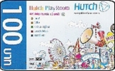 Thailand  Phonecard   Hutch Play Room  Kat Nr. 71 - Thaïlande