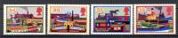 Gran Bretagna 1993 Unif. 1684/87 **/ MNH VF - 1952-.... (Elizabeth II)