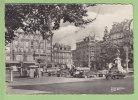 Nancy : Place Thiers 1955, Hôtel Excelsior. 2 Scans. Edition Roeder - Nancy