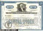 Certificate Of Stoc,11.04.1966 - Bank & Versicherung
