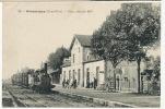 Giromagny 39 Gare Train Imp. Andres - Sonstige Gemeinden