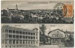 Lutterbach Totalansicht , Sanatorium, Bahnhof Gare J. Kuntz Suls Gebweiler - Sonstige Gemeinden