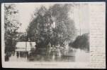 CPA 1900 : VAUVILLERS ILE DU MOULIN DE LA CRAIE ANIMEE70 HAUTE-SAONE - Non Classés