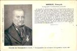 FRANCOIS DENECK-CHEF DE LA COMMUNE DE BERCHEM Ste AGATHE-BOURGMESTRE DE KOEKELBERG DE 1842 à 1852 - Koekelberg